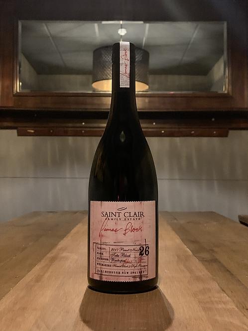 Pioneer Block 26 - 'Tutu Block' Pinot Noir