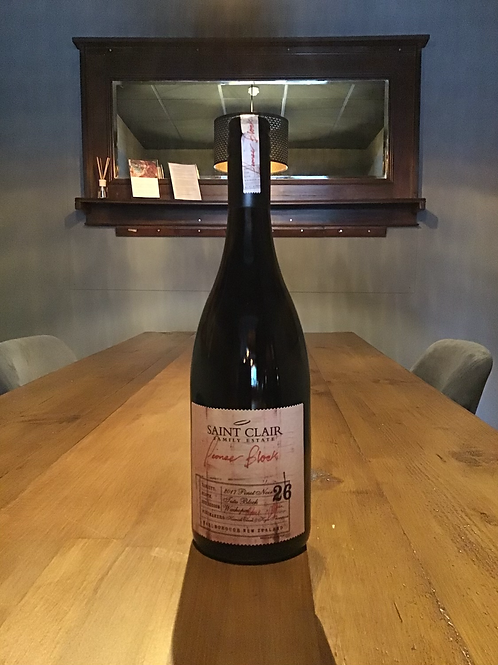 Pinot Noir Saint Clair (2017)