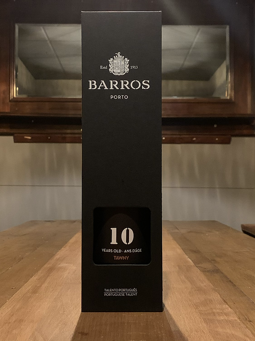 Barros 10 Year Old Tawny Port (Gift Box)