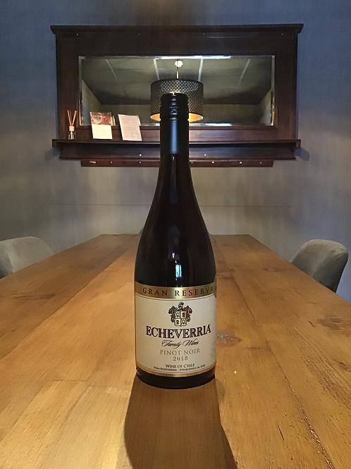 Pinot Noir Gran Reserva Echeverria (2018)