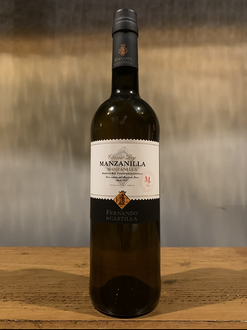 Fernando de Castilla Classic Dry Manzanilla