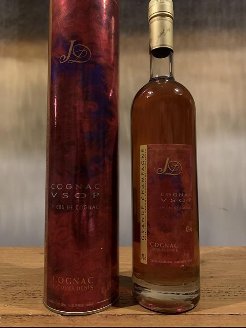 Jacques Denis Cognac VSOP 1er Cru de Cognac - 70cl
