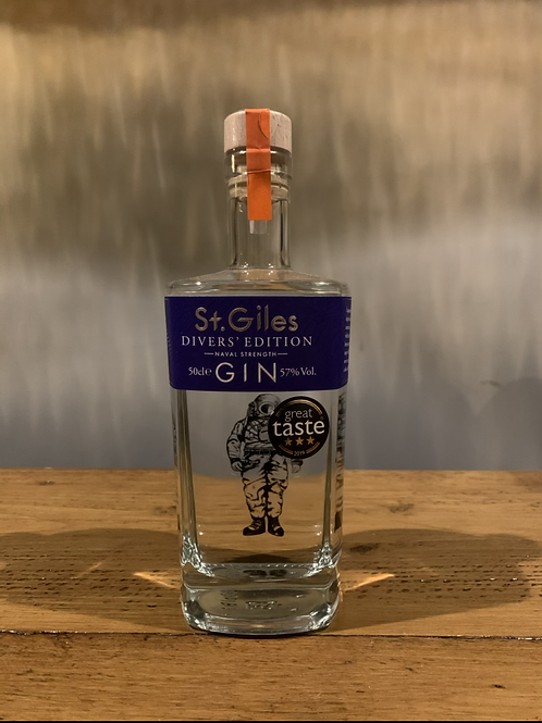 St Giles Gin - Divers' Edition