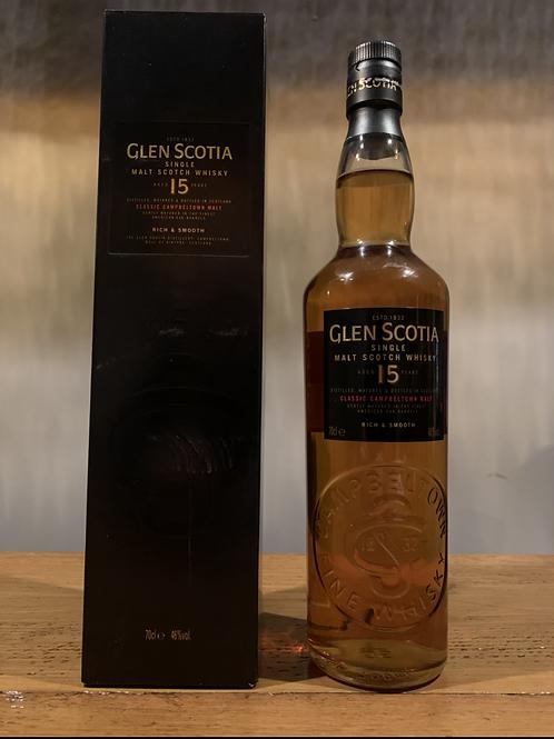 Glen Scotia Single Malt Scotch Whisky - 15 Years