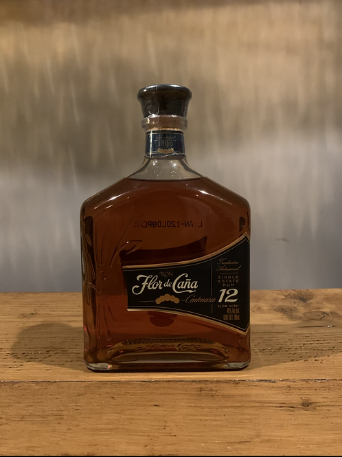 Flor de Caña - 12 Year Old