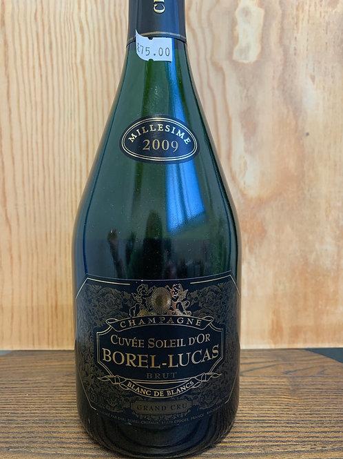 Borel-Lucas Champagne Cuvée - Blanc de Blanc