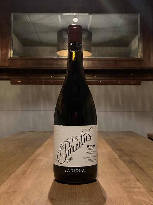 Badiola 'Las Parcelas' Rioja