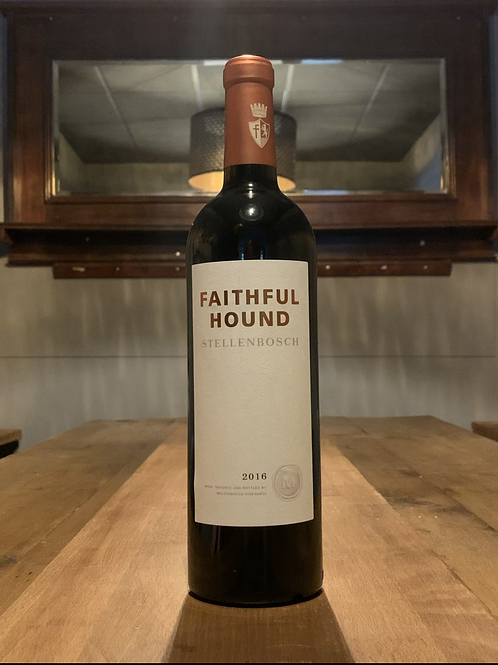 'Faithful Hound', Stellenbosch
