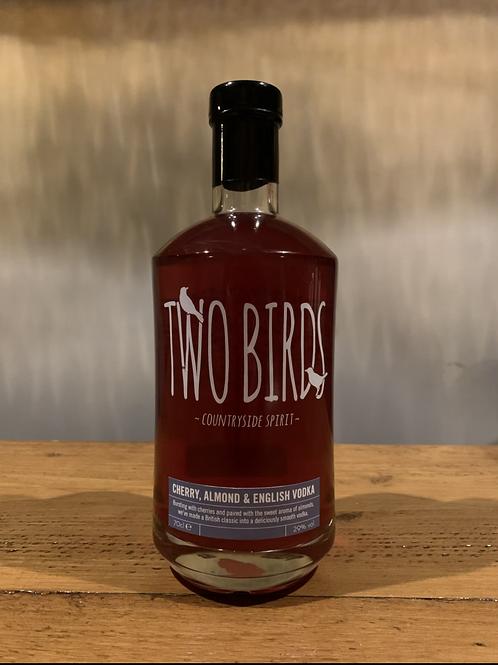 Two Birds Cherry, Almond & English Vodka