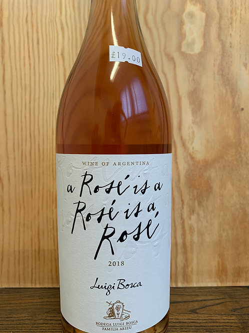 A Rosé Is A Rosé Luigi Bosca