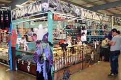 1st Place Halloween Vendor Contest