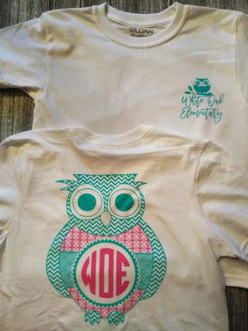 Girls Sweet Owl