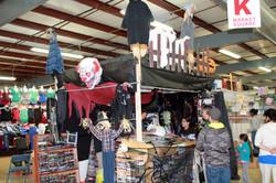 2nd Place Halloween Vendor Contest