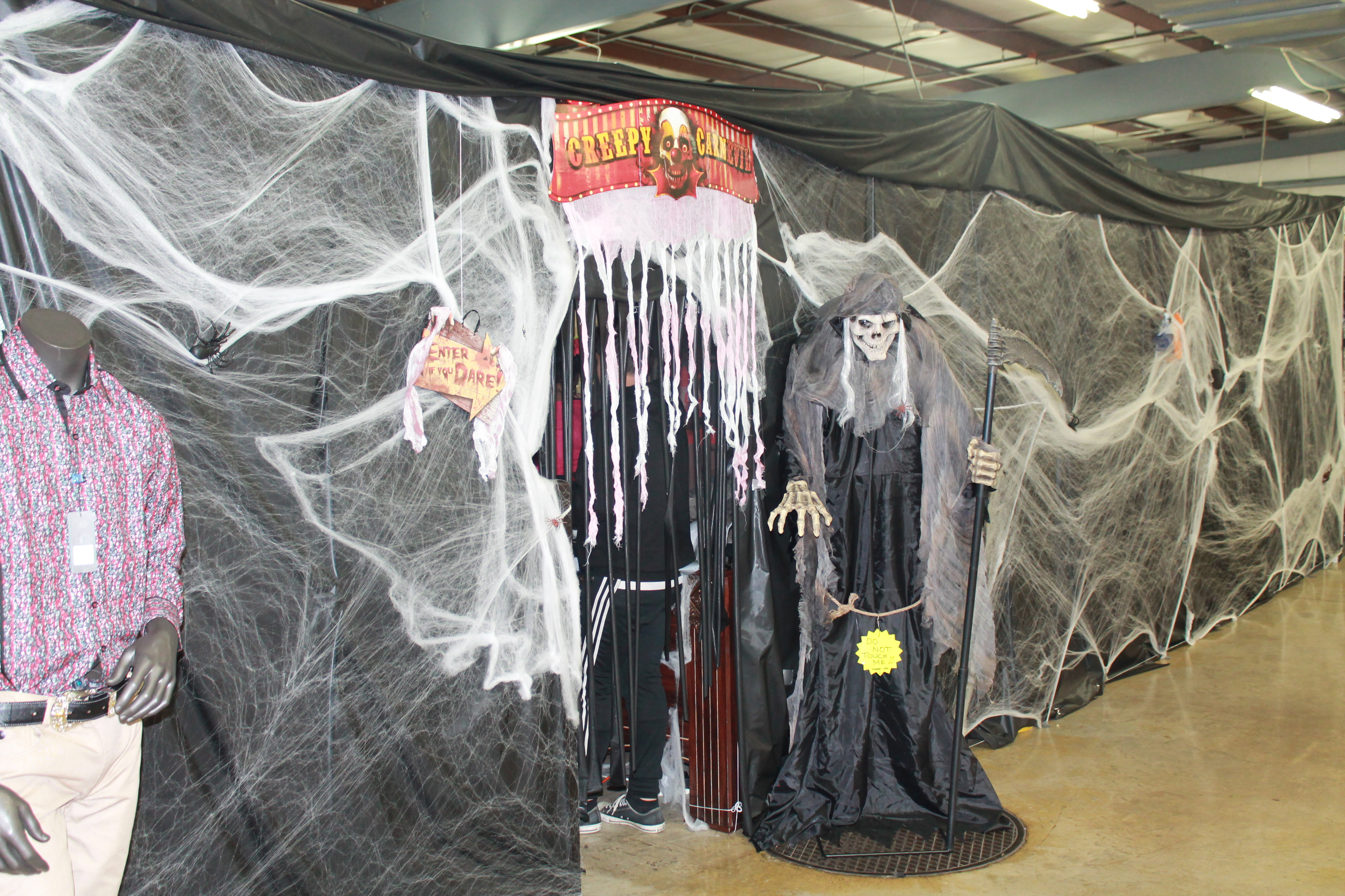 1st place Halloween Vendor Contest Pic 1