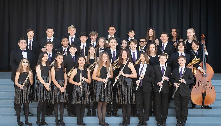 Oak Middle School Jazz Band 2020.jpg