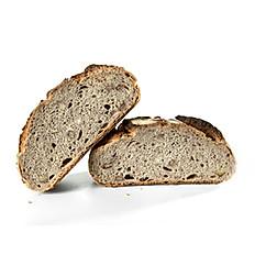 לחם שיפון אגוז