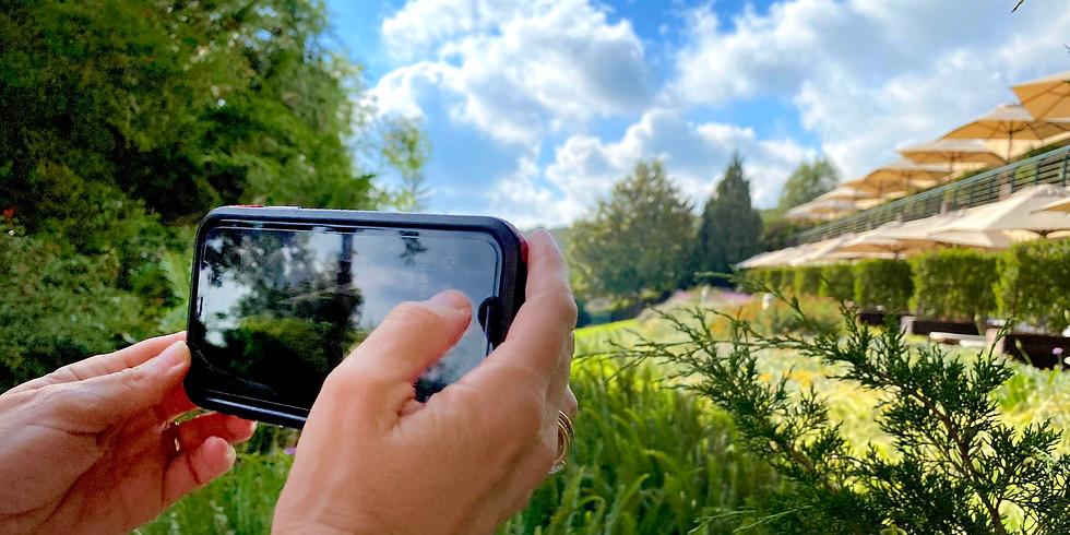 קורס צילום ועריכה בסמארטפון - לעובדי פרטנר