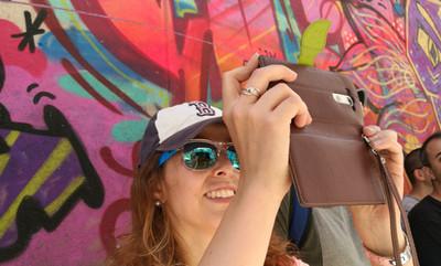 סיור אמנות רחוב - חברת אינטל