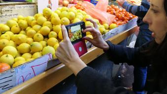 """קופ""""ח כללית סיור בשוק הכרמל"""