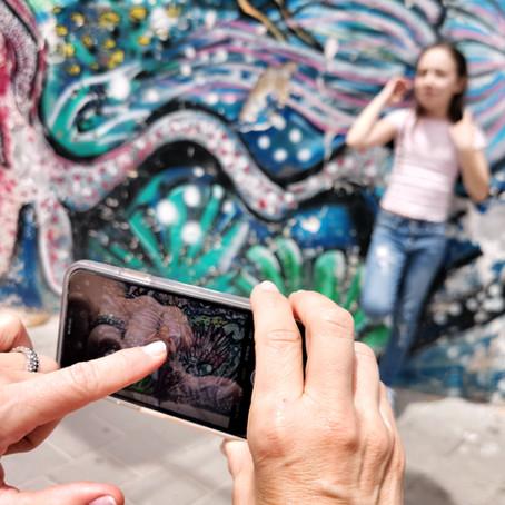 איך לעשות בקלות סרטוני וידאו עם הילדים