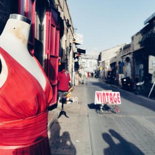 השוק היווני ביפו