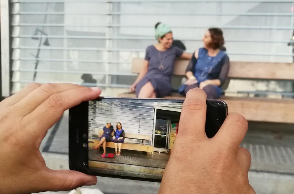 צילום וידאו עם הסמארטפון