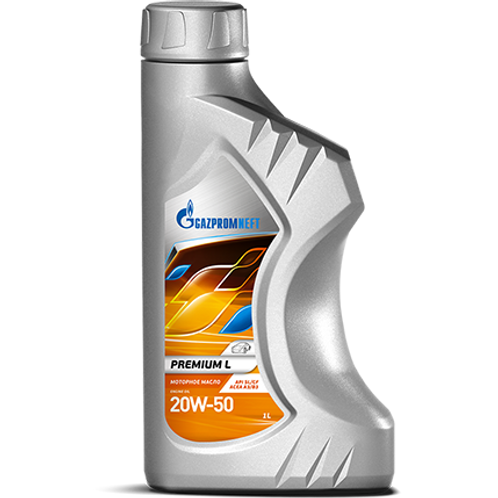 Gazpromneft Premium L 20W-50