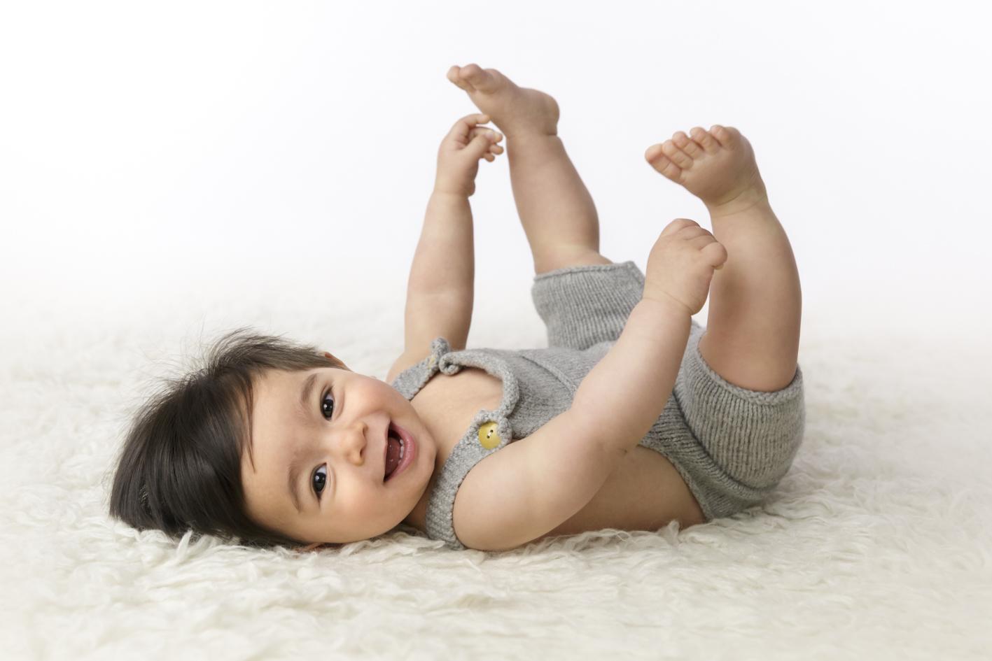 10 month baby boy