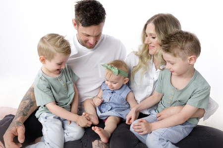 natural family photography Rowville