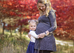 Outdoor Maternity Photographer Melbourne