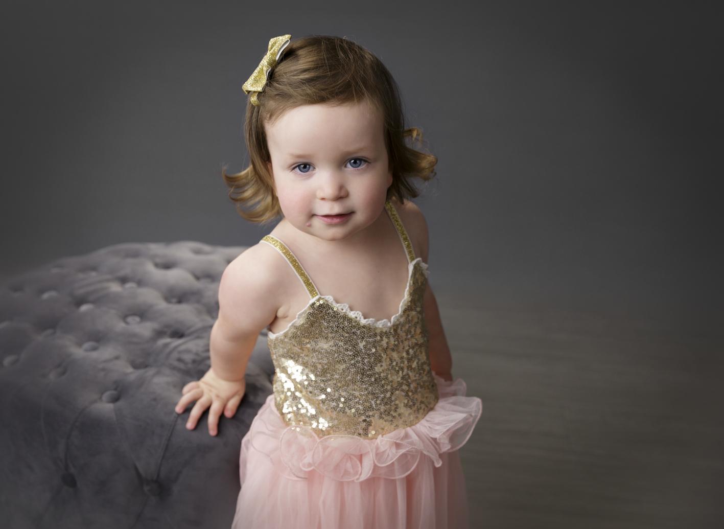 gorgeous girl in ballerina dress