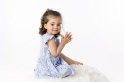 natural toddler portraits