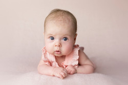 gorgeous 4 month baby girl