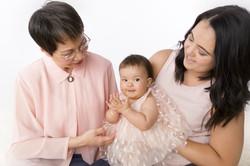 Baby Photographer 3 generations