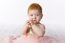 stunning 12 month girl