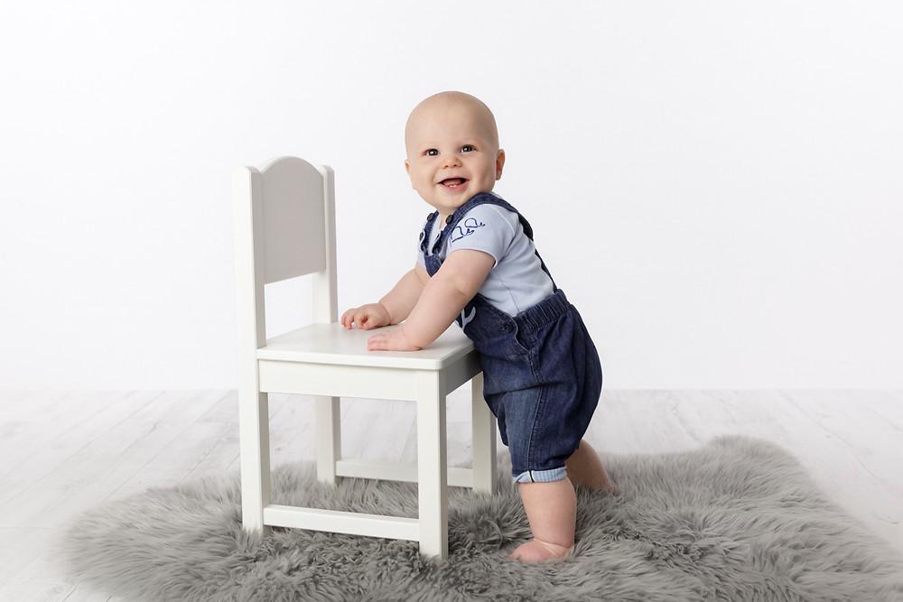 baby milestone photographer Melbourne Ferntree Gully