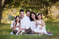 Outdoor Family Photographer Melbourne