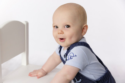 cute baby dimples