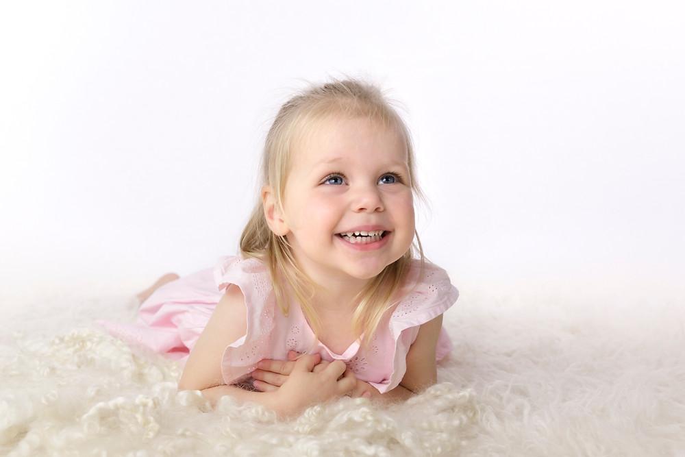 fun toddler photographs