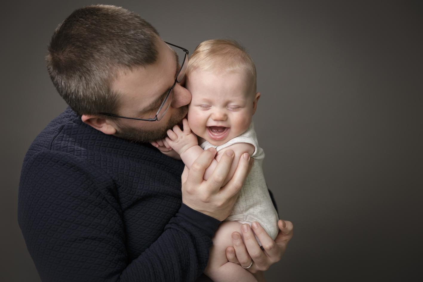 unique father daughter photo