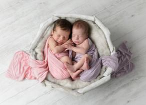 Twins Sophia & Olivia