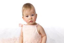 stunning 6 month baby girl