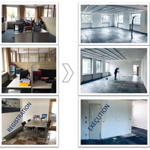 Ilzhöfer Re-design / Workspace Augsburg, Germany