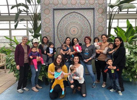 Chicago Latina Moms - who we are