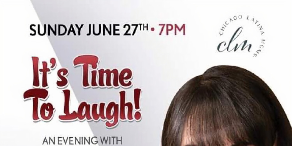 Comedy Night Fundraiser for Chicago Latina Moms