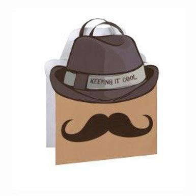 Bag Gift Large Mustache