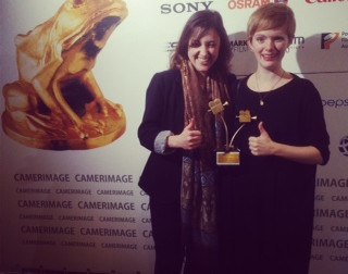 ROOM 55 wins Camerimage Mastershot award 2014