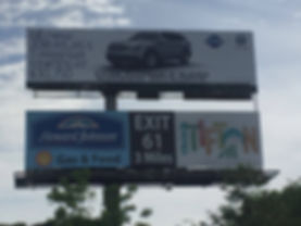 I-75 .5 miles north of exit 64 south rea
