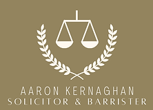 Aaron Kernaghan - Solicitor & Barrister at Law