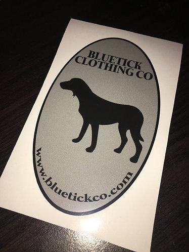 Bluetick Sticker - Original